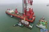 """港珠澳大桥工程上的""""大国重器"""""""