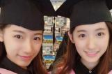 从复旦到哈佛 美貌与智慧并存的南京姐妹花毕业了