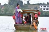 """【图文】云南弥勒打造汉文化主题公园 游客""""穿越""""回古代"""