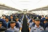 """【图文】四川警方打击境外诈骗 106人被""""一窝端"""""""