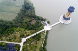 【视觉泰州】天空之眼鸟瞰溱湖湿地秋景美如画