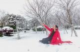 【视觉泰州】雪染的风采